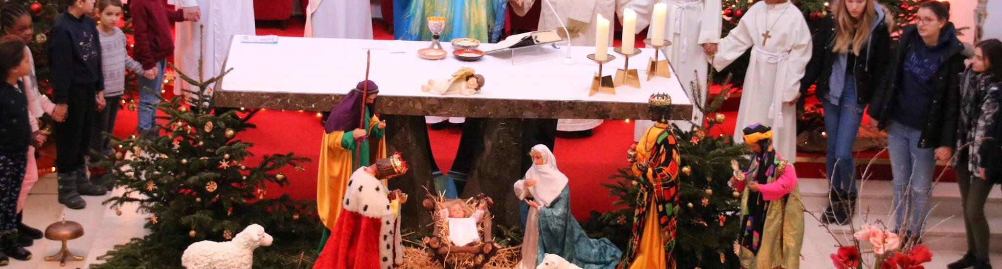 13 1 2019 Taufe Des Herrn Kindermesse Anschl