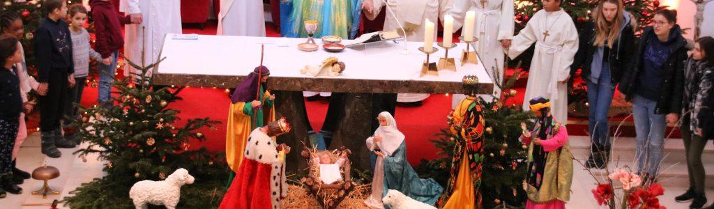 13. 1. 2019 Taufe des Herrn- Kindermesse & Sternsingerfrühstück (102)