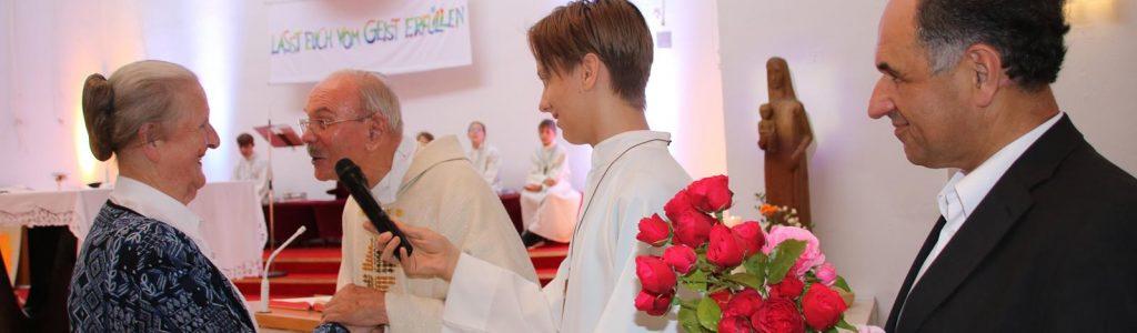 16. 6. 2019 Dreifaltighkeitsonntag, 90. Geburtstag von Fr. Ehrentraud Kallinger (6)
