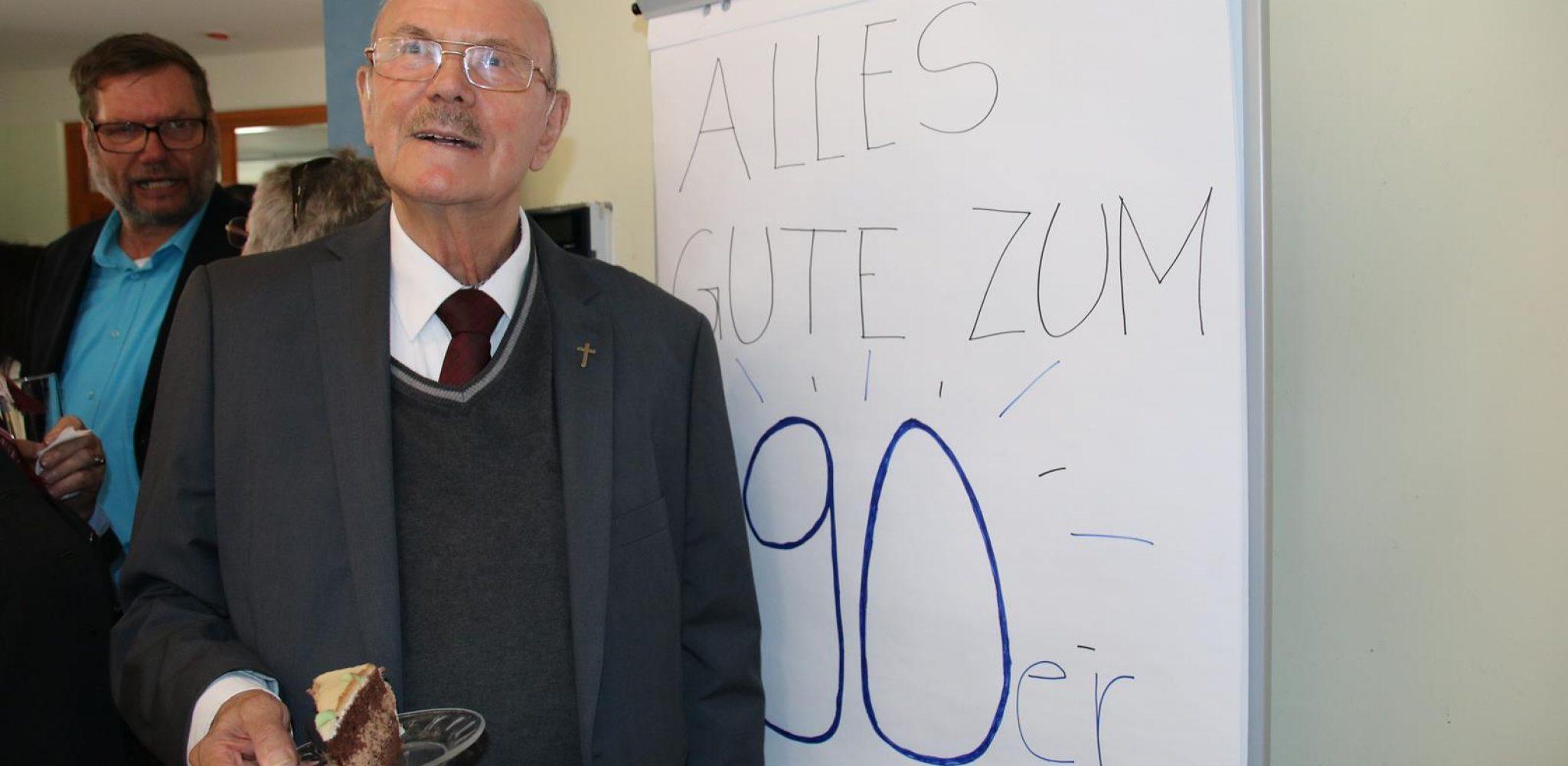28. 4. 2019 Weißer Sonntag, Dankmesse zum 90. Geburtstag von Pf. Dr. August Dobbek (55)